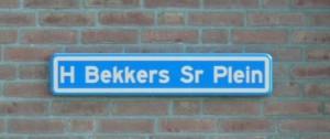 HBekkersPlein